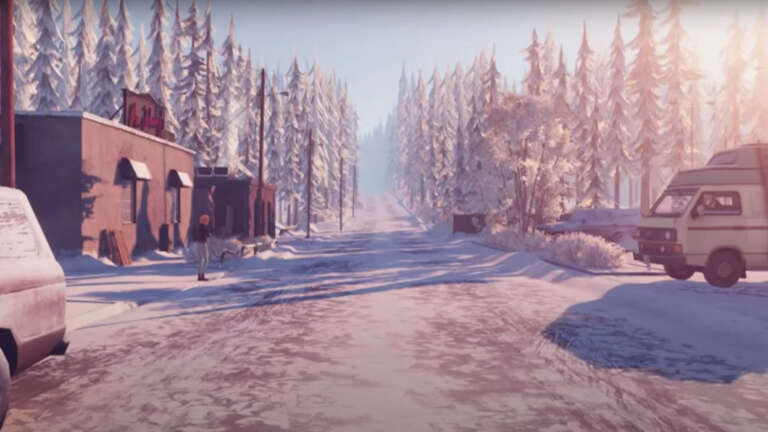 Forever Ago Is An Upcoming Narrative Game About A Man, A Dog, And Redemption