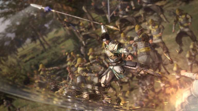 Koei Tecmo Announces Dynasty Warriors 9 Will Join PlayStation Hits Line