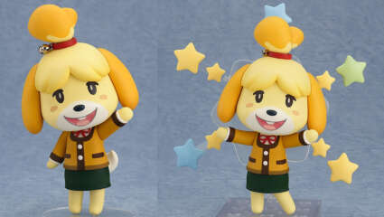 Animal Crossing's Isabelle Gets Third Nendoroid Toy Re-release