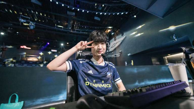 Team Dynamics Make A Name For Themselves In Korea's LCK After Taking Down Multiple Opponents