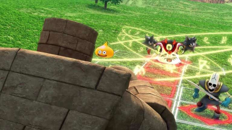 Square Enix's Dragon Quest Tact Prepares For Launch On Mobile Devices In Japan