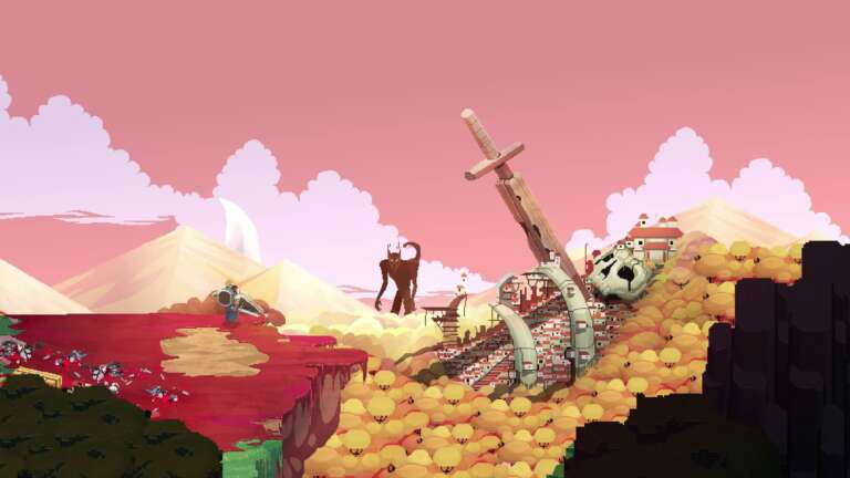 Glitch Factory's No Place for Bravery Announced For PC And Switch In 2021
