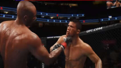 UFC 4's Latest Trailer Shows Off More Advanced Combat Compared To Previous Installments
