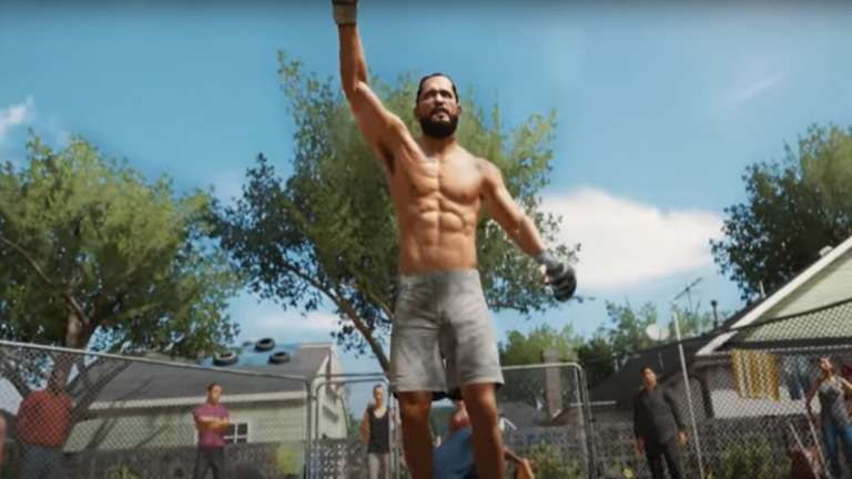EA Sports UFC 4 Was Just Officially Revealed, Highlighting Jorge Masvidal And Israel Adesanya