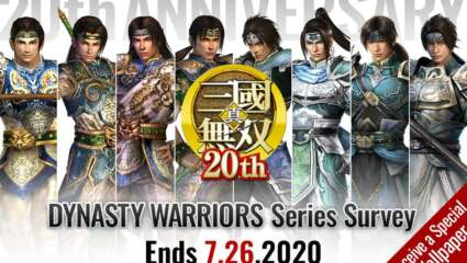 Don't Forget To Fill Out Koei Tecmo's Dynasty Warriors Survey To Help The Future Development Of The Series