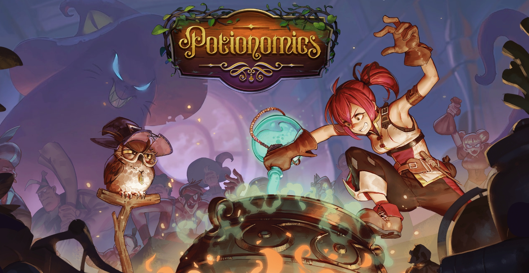 XSEED Games Teams Up With Voracious Games To Publish Potionomics