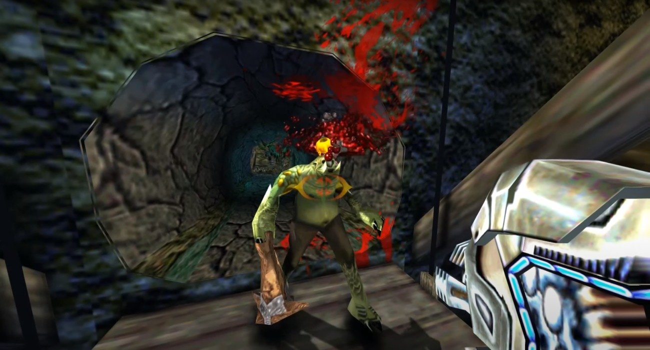 Turok 2: Seeds Of Evil Will Be Free For Twitch Prime Subscribers In July