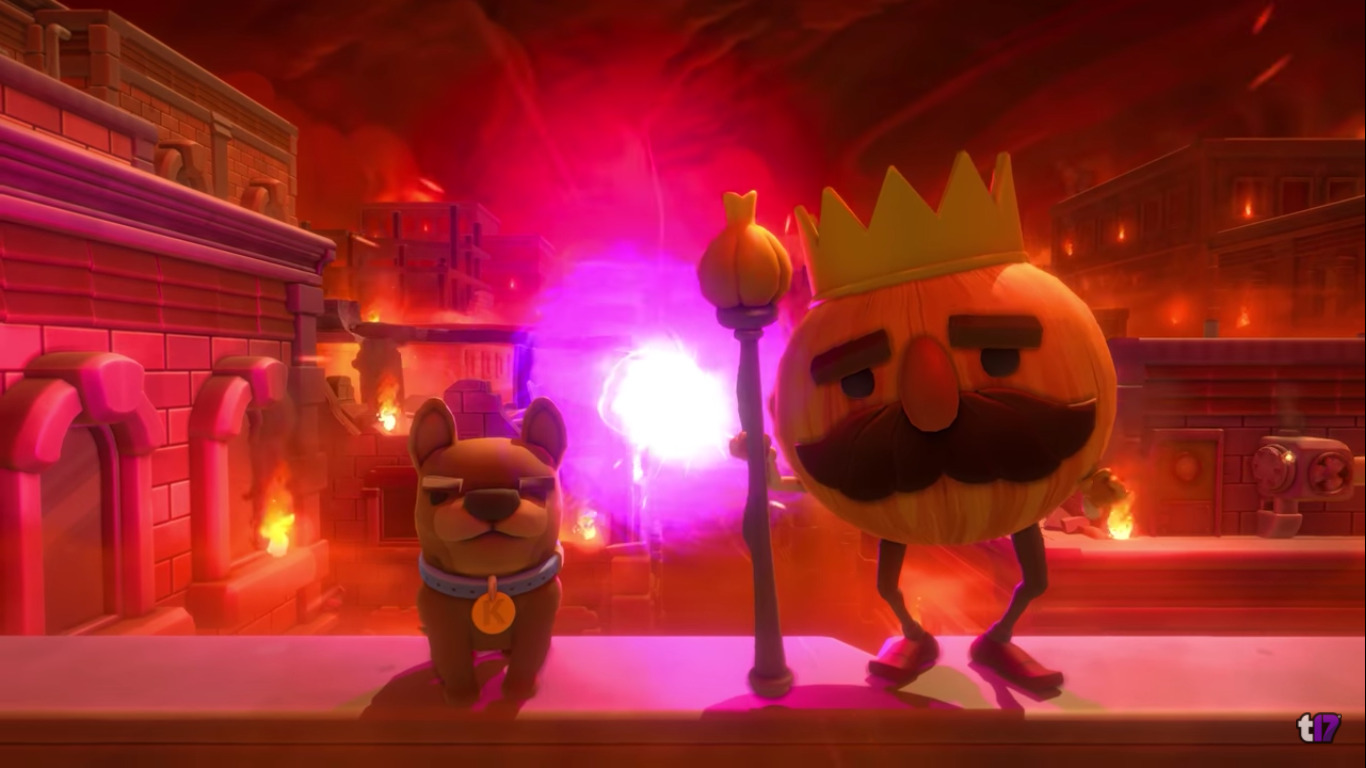 Overcooked: All You Can Eat Is Planning A 2020 Release For PlayStation 5 and Xbox Series X Platforms
