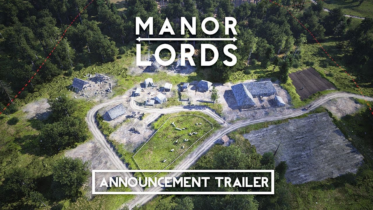 Manor Lords – Banished Medieval Town Building Meets Total War Combat