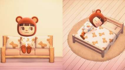 Designer Brand Gelato Pique Releases Loungewear Patterns For Animal Crossing New Horizons