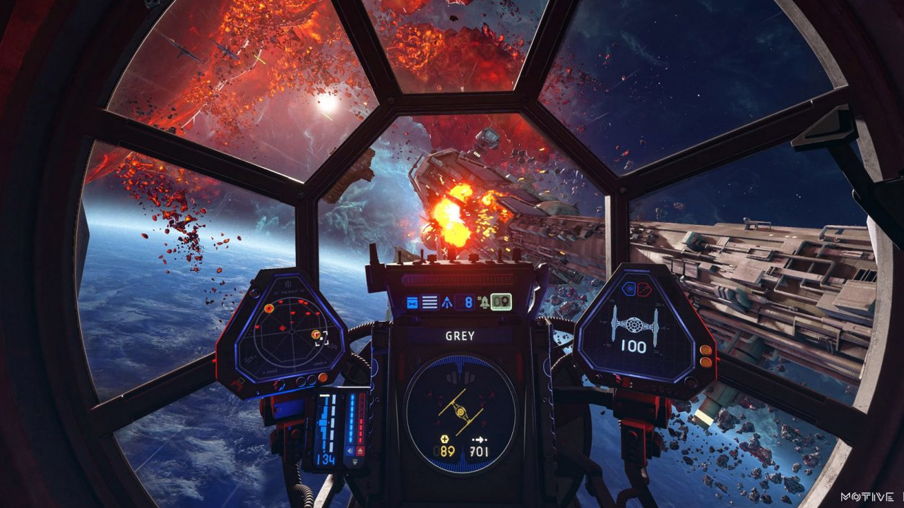 Update: Star Wars: Squadron Adds Four Republic Starfighters To Its Four Starfighter Classes