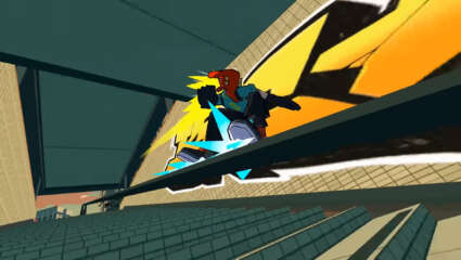 Bomb Rush Cyberfunk Promises The Future Jet Set Radio Experience That We Never Got