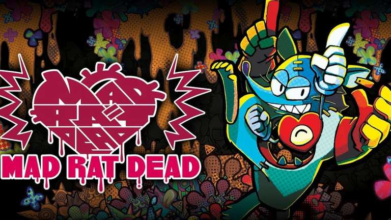 Rhythm Platformer Mad Rat Dead Launches This October With Limited Physical Game Editions For Consoles