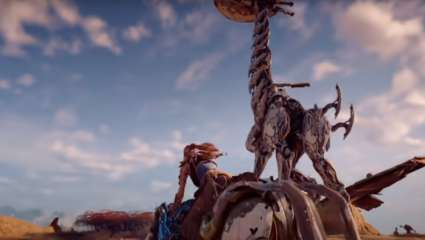 The Latest Horizon Zero Dawn Trailer Showcases Features That Will Be Available On PC
