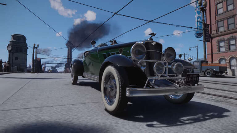 Mafia: Definitive Edition Gets An Official Gameplay Reveal Two Months Before Release