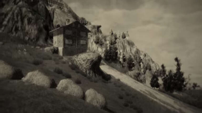 Mundaun Is A Hand-Penciled Horror Game Recently Shown During The Day Of The Devs Livestream