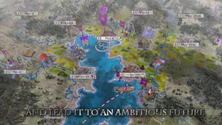 Imperiums: Greek Wars Is An Upcoming Strategy Game Headed For Steam That Will Bring Players Back To A Legendary Battlefield