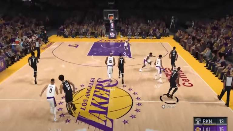 NBA 2K20 Will Be Free On July 7 For PS Plus Members