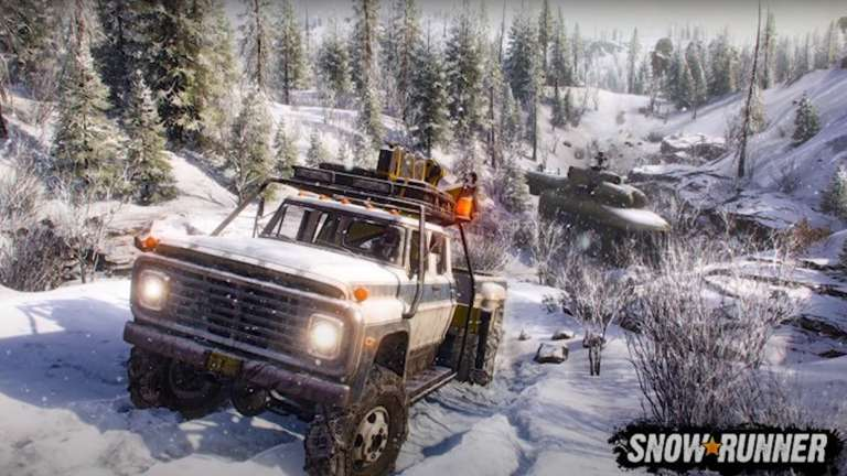 SnowRunner Is Getting New Season Pass Content That Will Be Available July 15