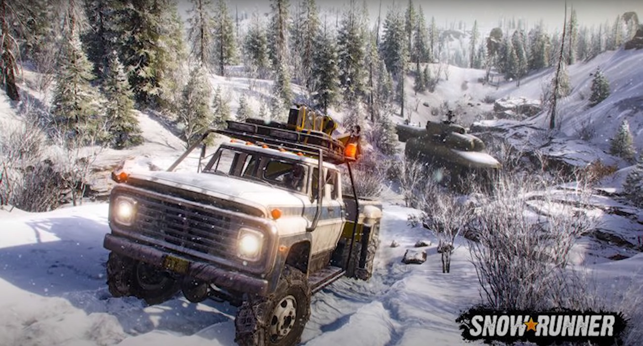 SnowRunner's Explore And Expand DLC Releases On November 16th