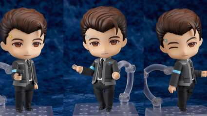 Good Smile Company Announces Nendoroid Figure Of Detroit: Become Human's Connor