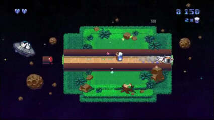 Radical Rabbit Stew Is An Upcoming Cooking Platformer Full Of Bunny Filled Fun