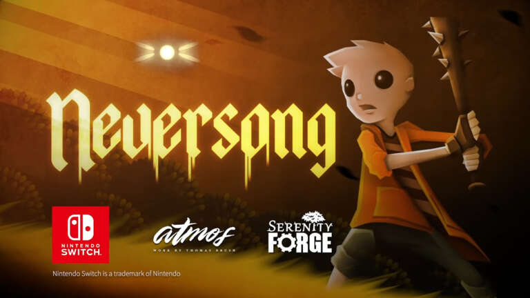 Neversong, Formerly Known As Once Upon A Coma, Arrives On The Nintendo Switch Today