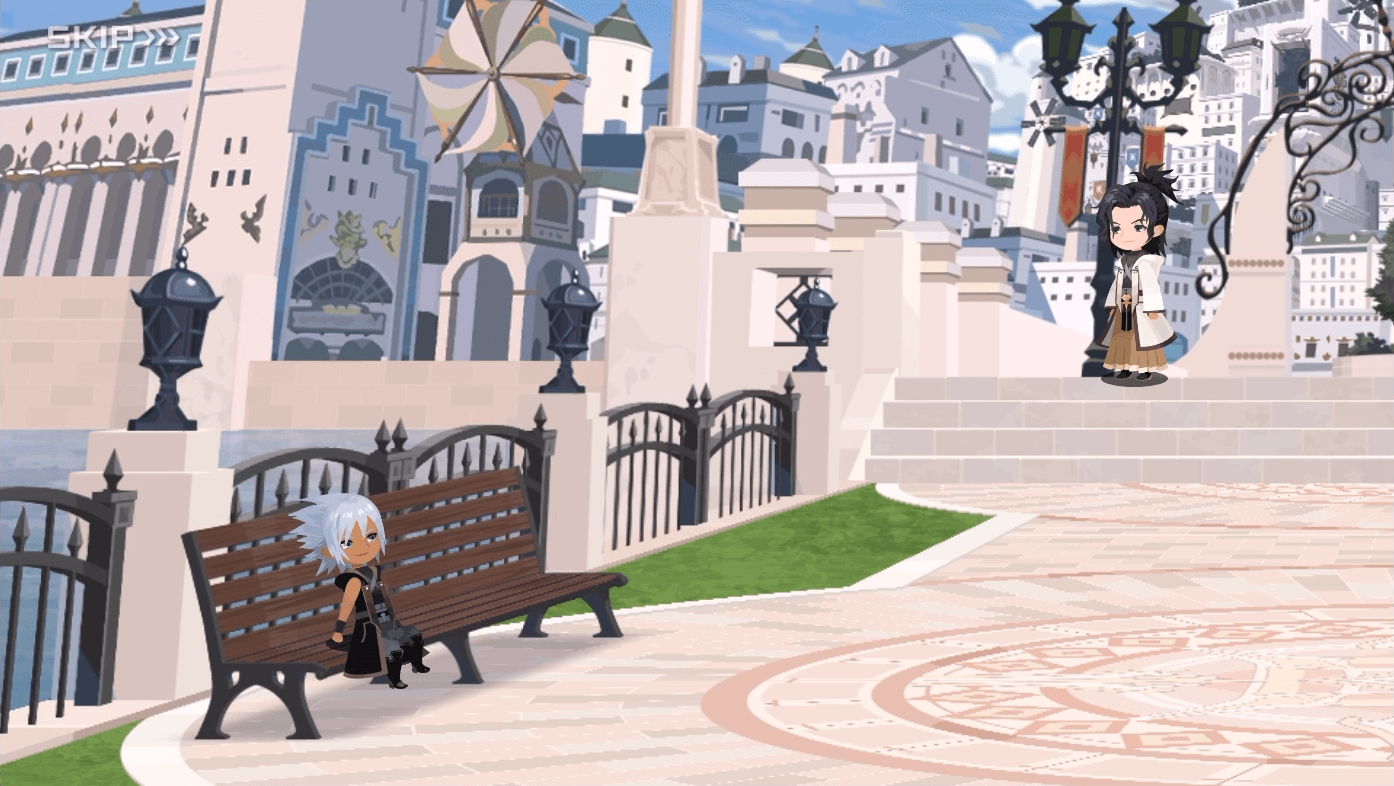 Kingdom Hearts Dark Road Now Available Free As Part of Kingdom Hearts Union X Cross Update