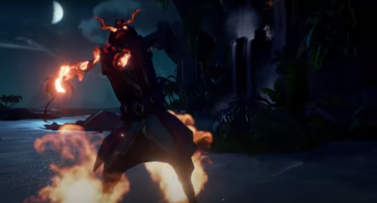Sea Of Thieves' Ashen Winds Update Is Now Live