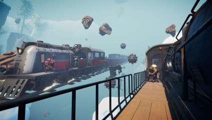 Nearga's Survival Puzzler Voidtrain Rides Onto PC This Fall