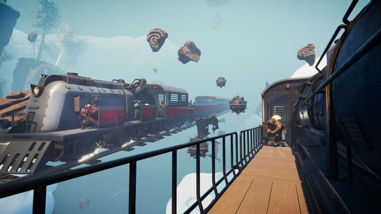 Nearga's Survival Puzzler Voidtrain Rides Onto PC This Fall