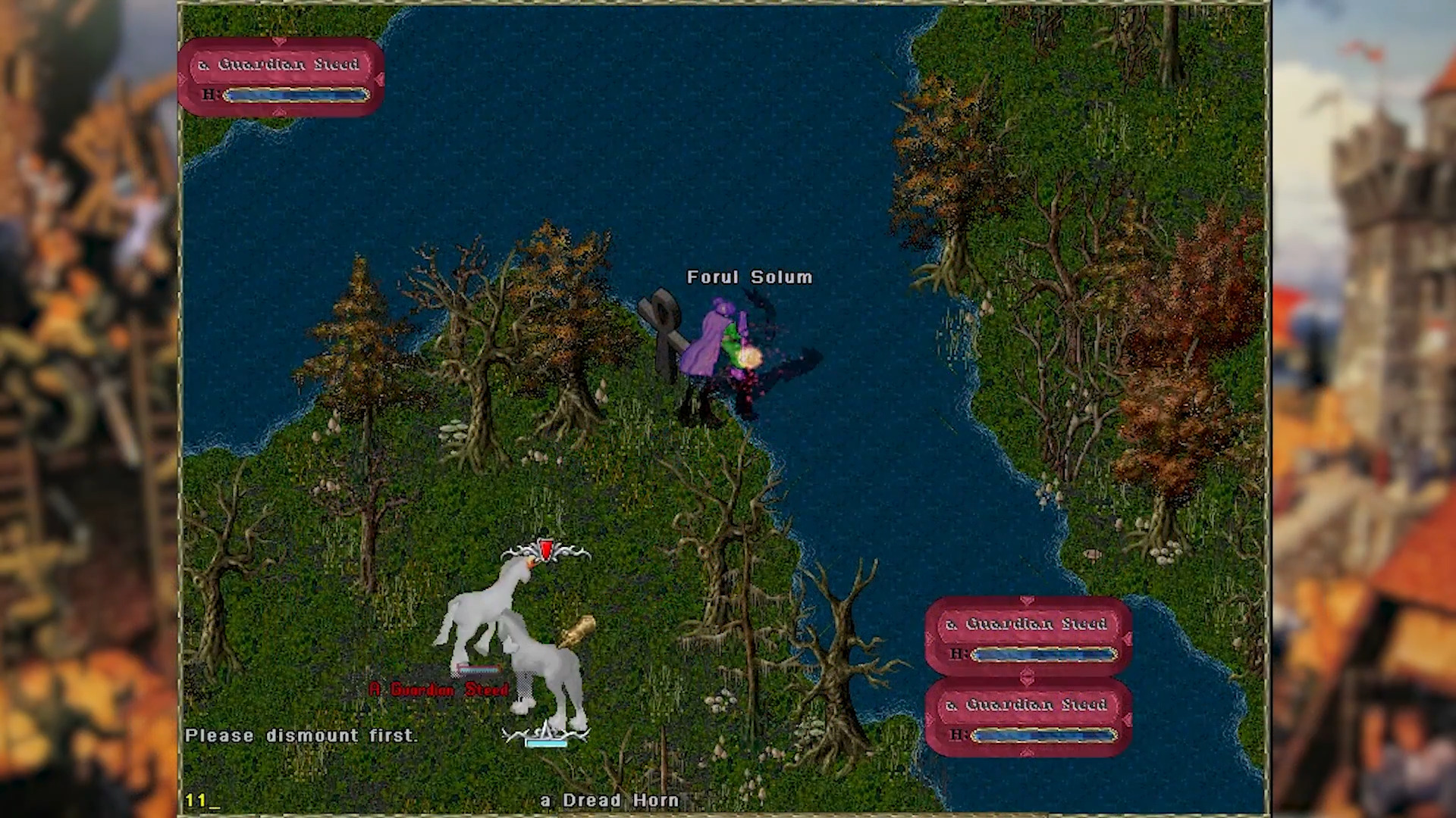 Fans Are Wondering If Electronic Arts Is Going To Port Ultima Online Over To Steam