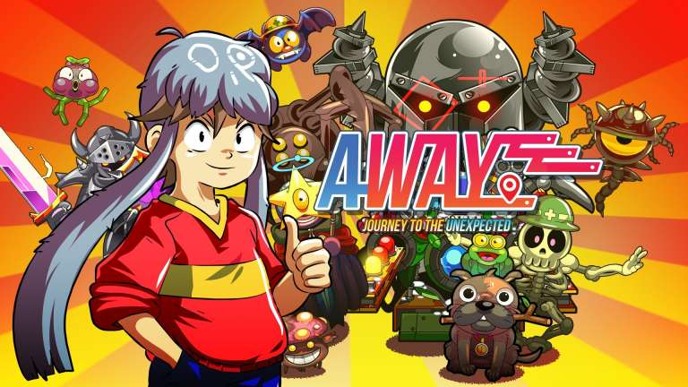 AWAY: Journey To The Unexpected Now Available For Mobile On The App Store