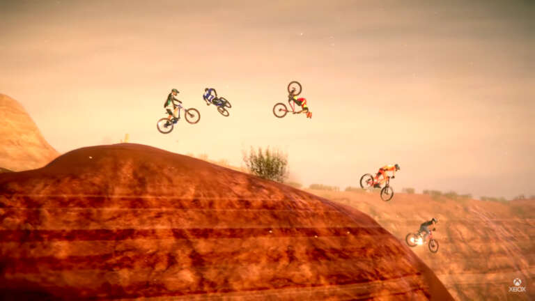 Descenders Is Planning A Console Port This August, Prepare To Go On An Epic Biking Adventure Downhill