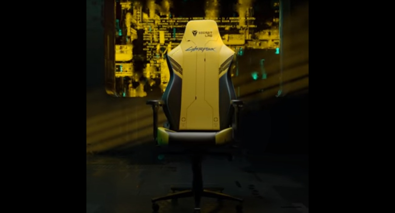 Cyberpunk 2077 Limited Edition Gaming Chairs Are Now Available From Secretlab
