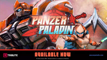 What Is Panzer Paladin? 80s Side-Scrolling Mechs With Swords, On Nintendo Switch And Steam