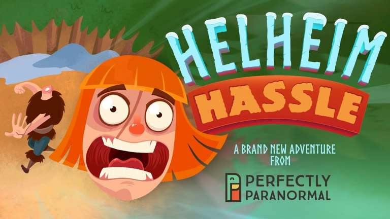 Puzzle-Platformer Helheim Hassle Heads To PC And Consoles This August