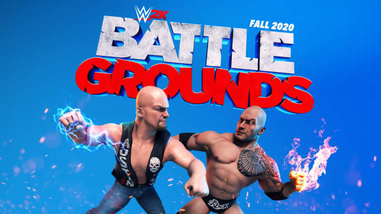 WWE 2K Battlegrounds Adds More Names In Latest Roster Reveal