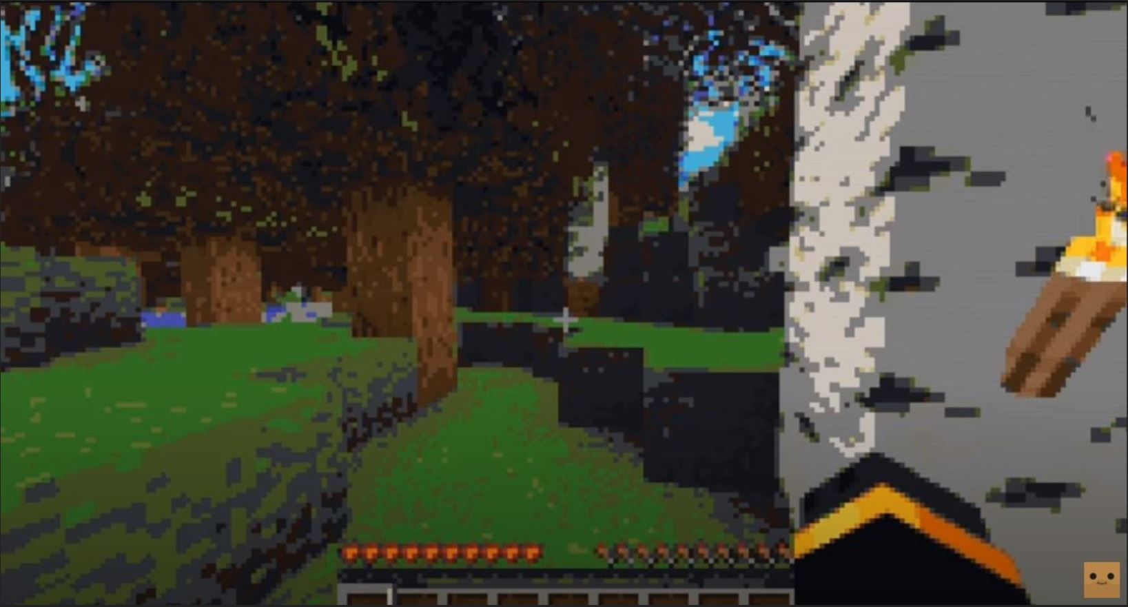 YouTuber Fundy Has Created A Fully Working Version of Minecraft in Minecraft