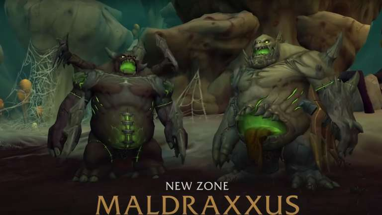 Blizzard Has Begun The Hallow's End Halloween Event In World Of Warcraft!