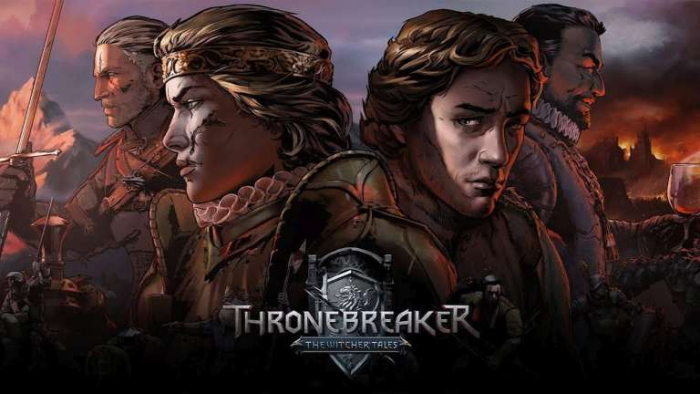 CD Projekt Red's Thronebreaker: The Witcher Tales Now Available On App Store