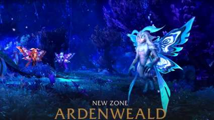 Ardenweald's Easy To Obtain Shimmermist Runner Mount In World Of Warcraft: Shadowlands