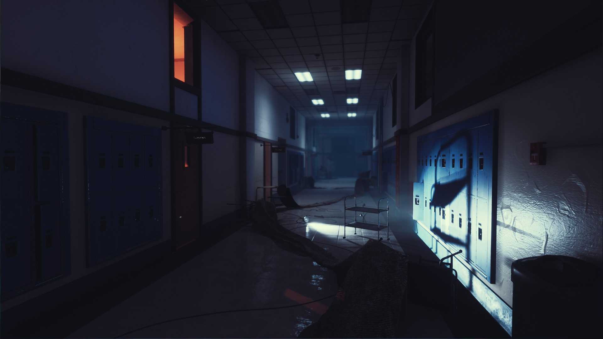 What Happened – A FPS Survival Horror Game Launches Today On Steam