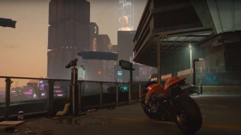 Cyberpunk 2077's Latest Concept Art Shows The Beautiful And Wealthy Westbrook District