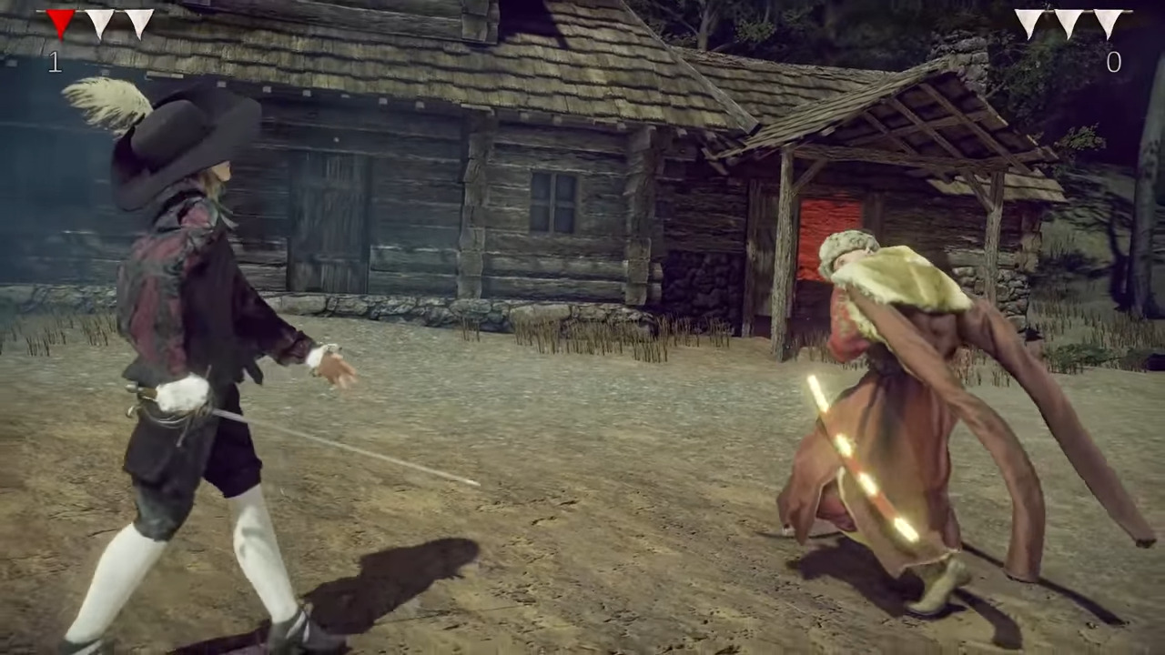 What Is Hellish Quart? The Brutal 17th Century Sword Fighting Game From A Witcher 3 Animator