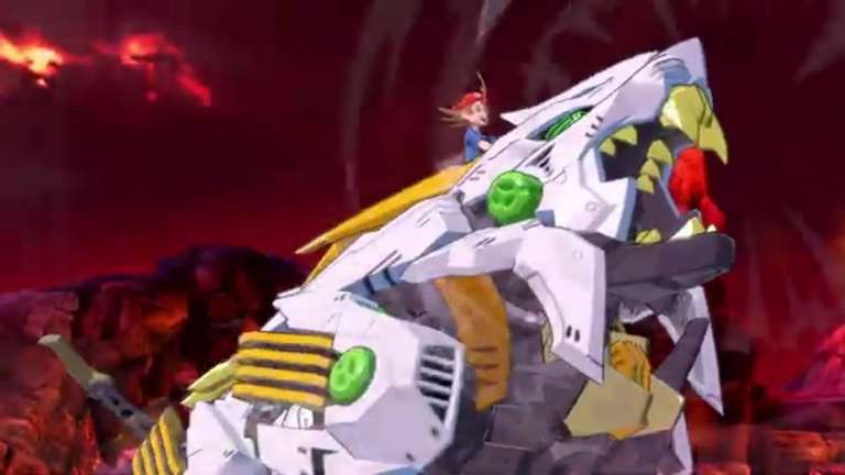 Zoids Wild: Blast Unleashed Is Planning Its Release As A Nintendo Switch Exclusive This October