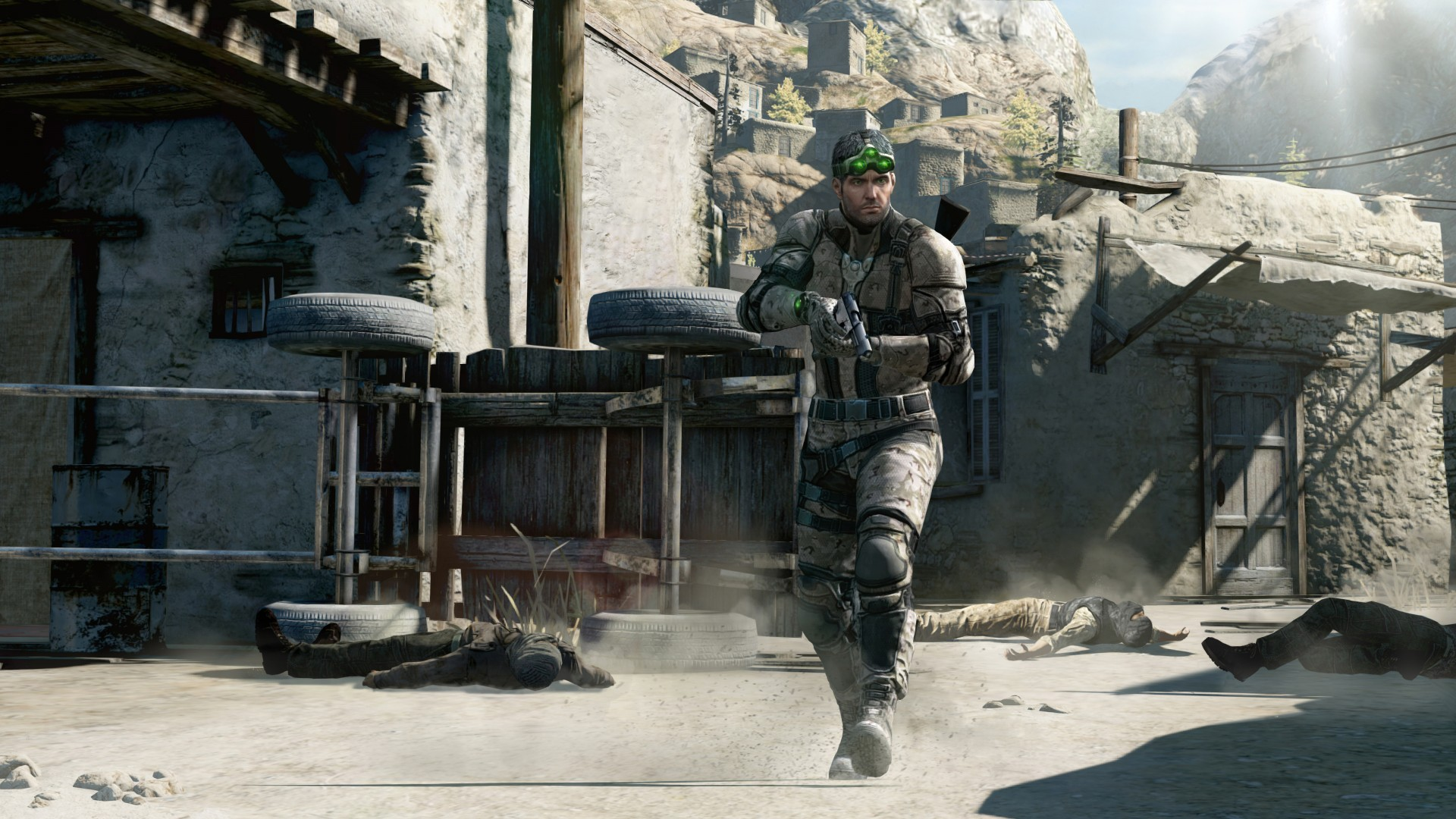 A New Splinter Cell Title Was Originally Set To Release This Year, According To The Italian Sam Fisher