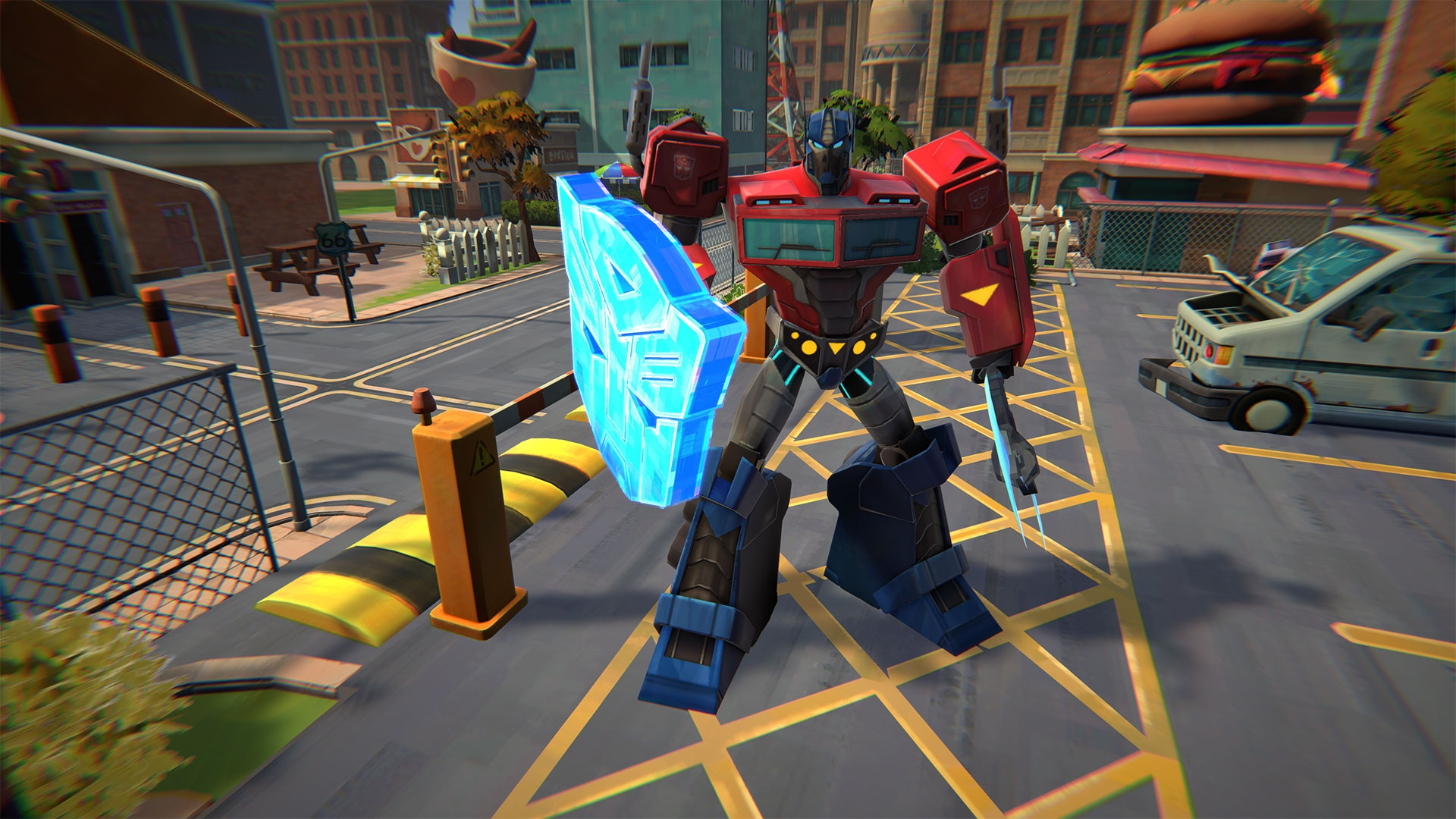 Family-Friendly Transformers: Battlegrounds Heads To PC And Consoles This October