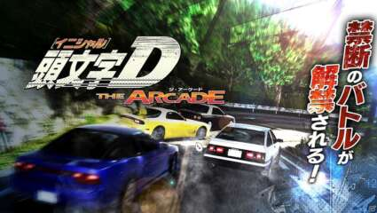 "SEGA Announces ""Initial D The Arcade"" Based On Popular Racing Series In Japan"