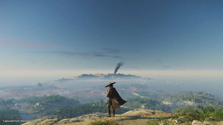 Several Ghost Of Tsushima Players Are Donating To Help Repair Gates On Tsushima Island